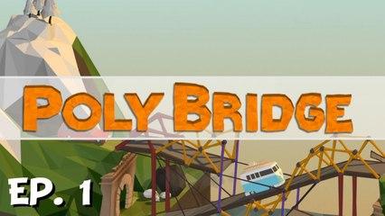 Poly Bridge - #1 We Can Do It!