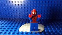 LEGO Spidy Dance (READ DESCRIPTIONS FOR THE SPIDER-MAN STOP MOTION NEWS)