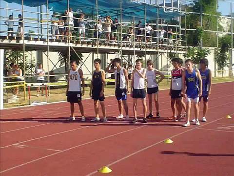 Track and Field Iasas 2006