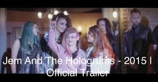 Jem and the Holograms Official Trailer @2 (2015) - Aubrey Peeples, Juliette Lewis Movie HD