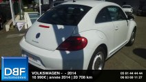 Annonce Occasion VOLKSWAGEN Coccinelle 1.2 TSI 105 Vintage 2014