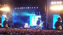 """Foo Fighters - """"Everlong"""" and """"Monkey Wrench"""" - Citi Field, NY - July 15, 2015"""