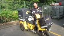 STABY, le nouveau scooter électrique à trois-roues de la Poste