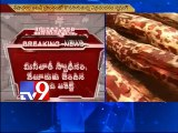 15 Crores worth Red sanders seized in Chittoor