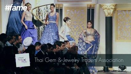 India International Jewellery Week 2015 - Day 4   #LakmeSchoolOfStyle