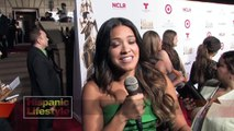 Actress Gina Rodriguez of the CW's Jane the Virgin.