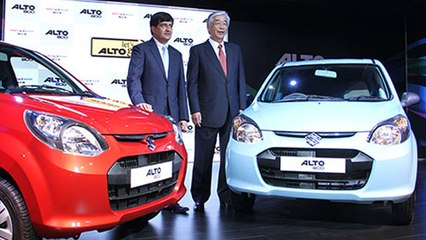 Maruti Suzuki Alto 800 Onam Limited Edition | New Car Launch 2015