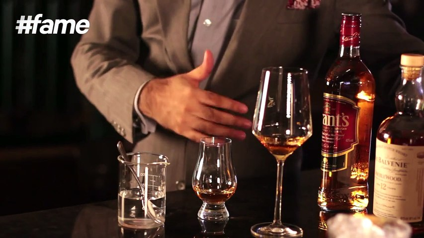 Dummies Guide To Whisky | Aneesh Bhasin | #LakmeSchoolOfStyle