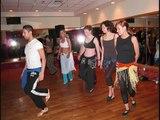Bellydance Workshop with male Bellydancer Zadiel. Oriental Dance lesson, unterricht, kurs.