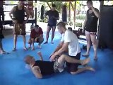 MMA Training at Tiger Muay Thai and MMA Training Camp 2008