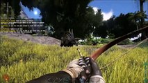 ARK: Survival Evolved! Dad-tribe funny moments. BLOOD GOD CREEP