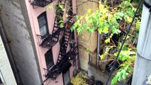 Apagón Nueva York. Huracán Sandy