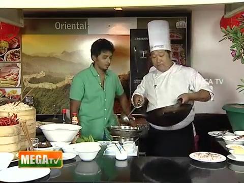 Lufinha prawn dish In tamil