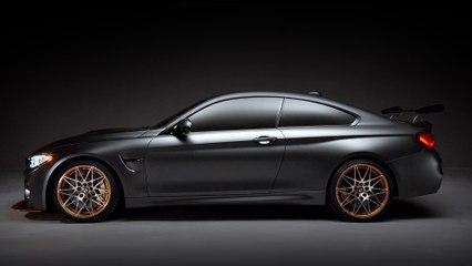 La méchante BMW M4 GTS en détails