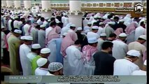 19th August 2015 Madeenah Maghrib led by Sheikh Hudhaify