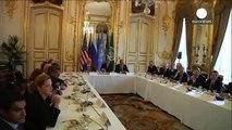 Rusia y EEUU piden un gesto de paz a Gobierno y rebeldes sirios antes del inicio de la Cumbre de...
