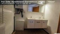 For Sale - Apartment - Gembloux (5030) - 105m²