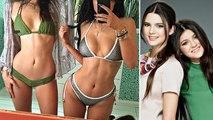 Kendall & Kylie Jenner Pose In Hot SKIMPY Bikini