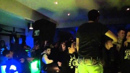 LaVidaSanta live in der Blechkiste (17.02.11)