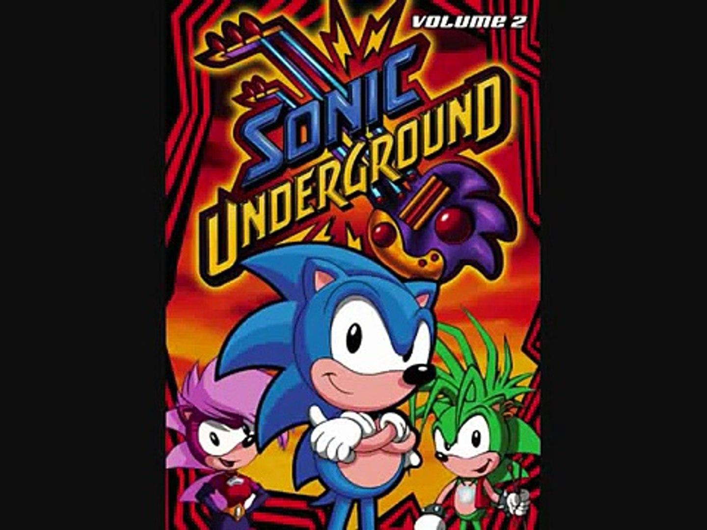 Sonic Underground Main Title Theme Video Dailymotion