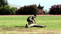 Combatives Demonstration by the Hellenic Military Academy
