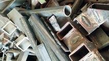 Artisan métallier, ferronnier à l'atelier : l'entreprise Etincelle en Isère