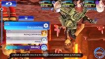Chaos rings III - Terad 3 boss battle