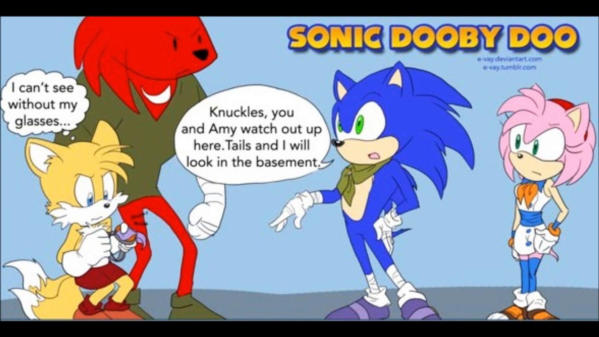 Sonic Boom Sonamy Moments Video Dailymotion