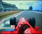 F1 European GP Nurburgring 2001 - Qualifying - Michael Schumacher Pole Lap Onboard!