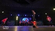 Cette équipe de jeunes danseurs défonce tout aux World of Dance 2015