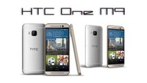 HTC One M9 Unveiled  Snapdragon 810 processor Android 5 0 Lollipop with Sense 7 UI