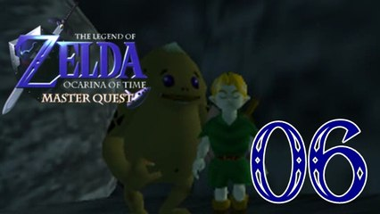 Lets Play - Zelda Ocarina of Time | Master Quest [06] Die Goronen