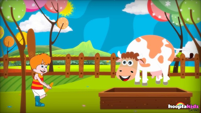 La Canciones de la Granja | Canciones Infantil | Videos Infantiles