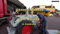 Gasunie Bigband en een Lanz Bulldog
