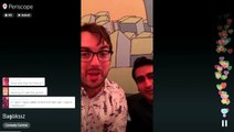 Comedy Central is On Periscope LIVE on #Periscope