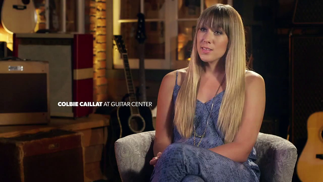 Colbie Caillat At Guitar Center – The Greatest Feeling on Earth