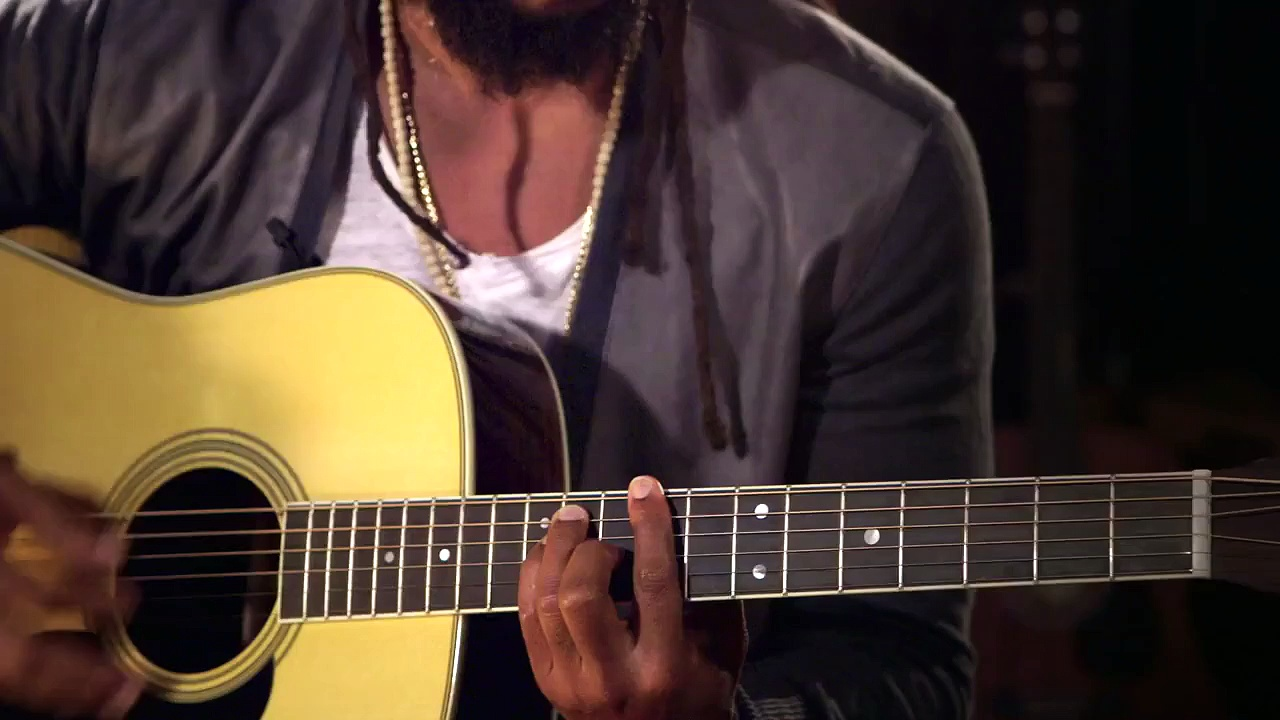 Ziggy Marley At Guitar Center