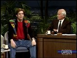 Jim Carrey's Rubber Face Impression of Poltergeist on the Tonight Show Starring Johnny Carson