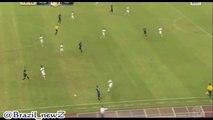 Luiz Adriano NUTMEG vs Andreoli - milan - inter 25-7-2015