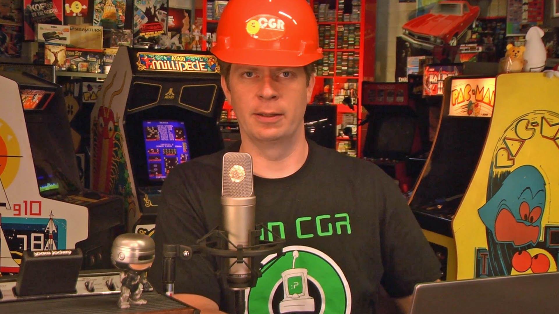 Classic Game Room Q&A - Games, Games, Games, Games, Games