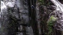 NEW WORLD RECORD | HIGHEST CLIFF DIVING JUMP | LASO SCHALLER 58.80 m - 192 ft