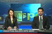 Passing out parade, 4000 Baloch Youth Inducted Into Pakistan Army - October 29, 2010