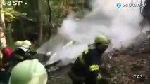Crash : collision de deux avions de parachutistes