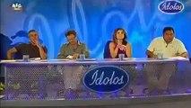 Idolos 2009 -  Diana Piedade (casting)
