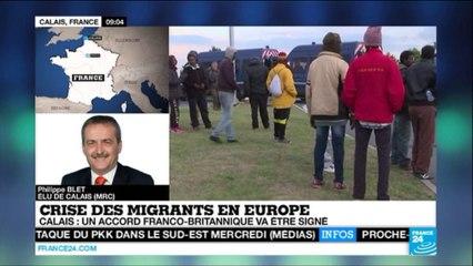 ITV de Philippe Blet sur France 24