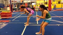 7 2 2015 Summer Fun Conditioning with horizontal rope & XPodz sliders