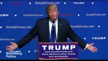 Bush, Trump Go Hit For Hit in Dueling Town Halls