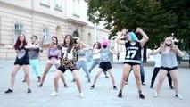 [Flashmob] K-Pop Flashmob in Austria // K-POP 플레시몹 비엔나