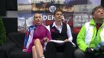 Rachel PARSONS / Michael PARSONS - JGP Bratislava 2015 - SD
