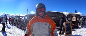 SKIING IN COURCHEVEL 2015
